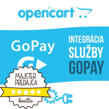 gopay, go pay, opencart