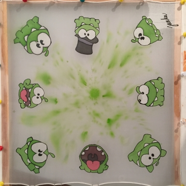 Cut the rope 55x55