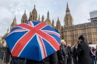 the UK umbrella