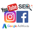 Online marketing - SEO, Google Adwords, Psychológia predaja, Facebook, Instagram, YouTube